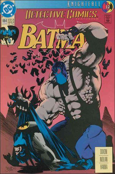 Detective Comics (1937) 664-A by DC