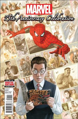 Marvel 75th Anniversary Celebration 1-A