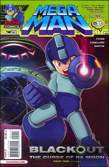 Mega Man 29-A by Archie