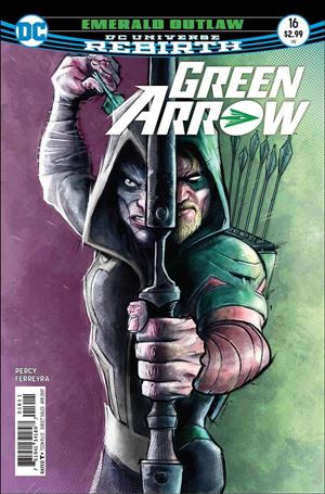 Green Arrow (2016) 16-A
