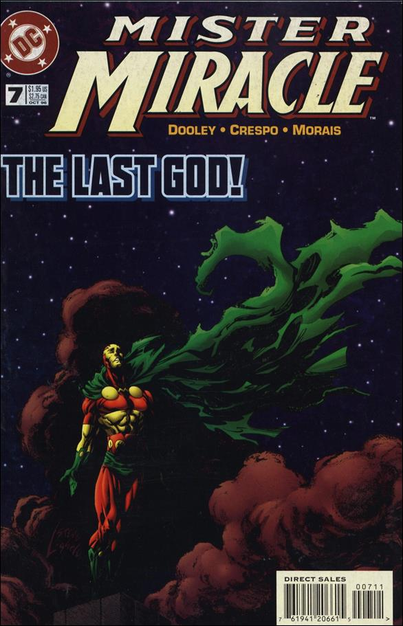 Mister Miracle (1996) 7-A by DC