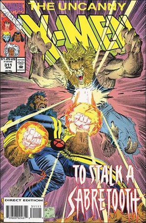 Uncanny X-Men (1981) 311-A