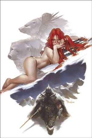Cimmerian: The Frost-Giant's Daughter 2-E