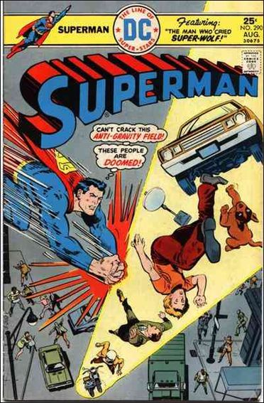 Superman (1939) 290-A by DC