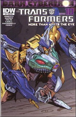 Transformers: More Than Meets the Eye (2012) 27-B