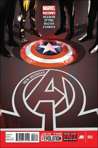 New Avengers (2013) 3-A by Marvel