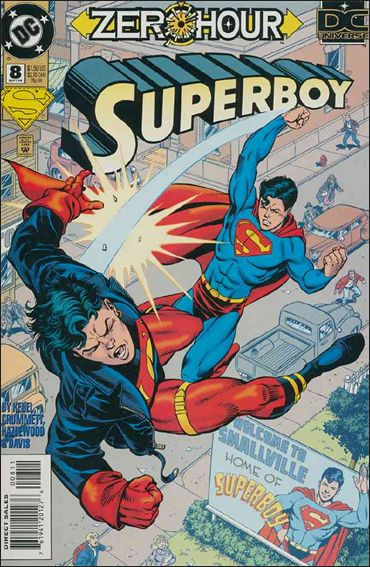 Superboy (1994) 8-A by DC