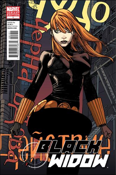 Black Widow (2010) 1-C by Marvel
