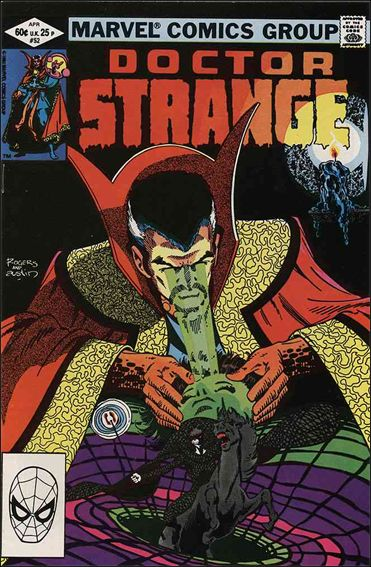 Doctor Strange (1974) 52-A by Marvel