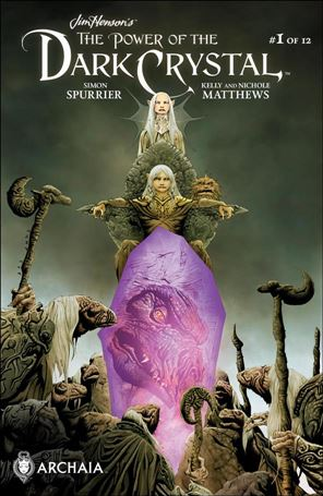 Jim Henson's The Power of the Dark Crystal 1-A