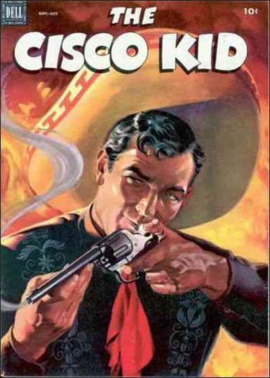 Cisco Kid (1951) 11-A by Dell
