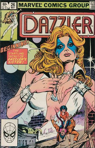 Dazzler (1981) 26-A by Marvel
