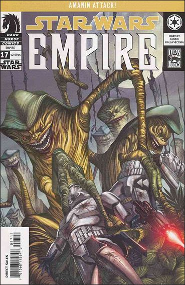 Star Wars: Empire 17-A by Dark Horse