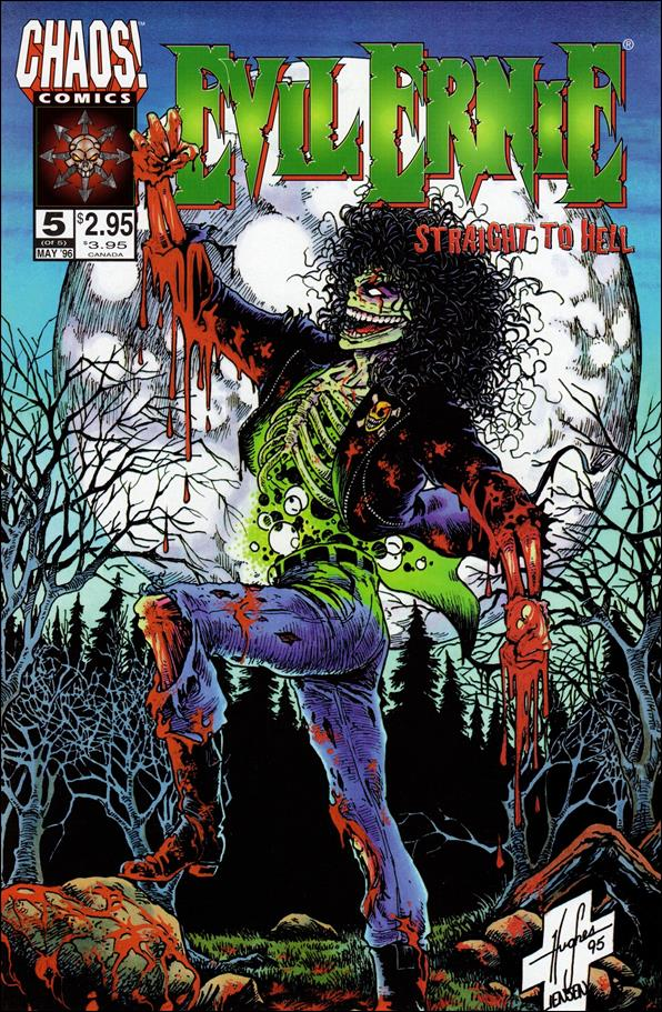 Evil Ernie: Straight to Hell 5-A by Chaos! Comics