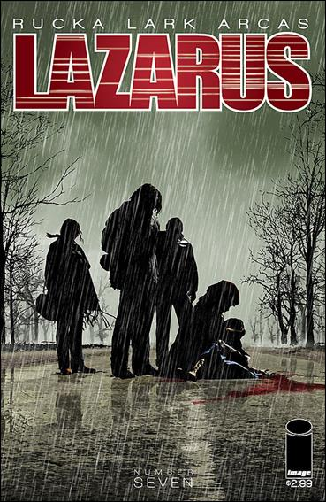 Lazarus (2013) 7-A by Image