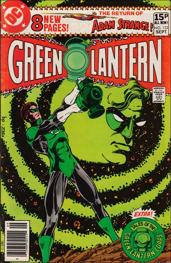 Green Lantern (1960) 132-B by DC