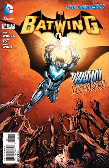 Batwing 14-A by DC