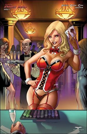 Grimm Fairy Tales Presents Code Red 1-F
