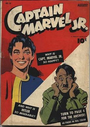 Captain Marvel Jr. 10-A