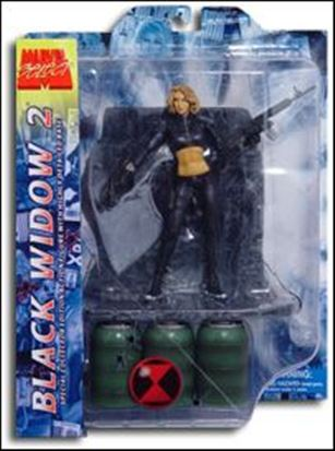 Marvel Select Black Widow 2