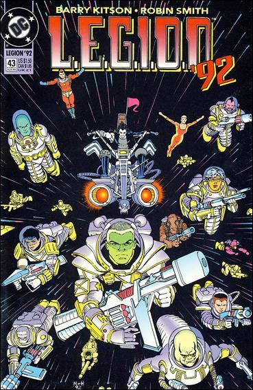 L.E.G.I.O.N. 43-A by DC