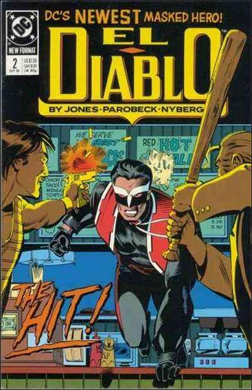 El Diablo (1989) 2-A by DC