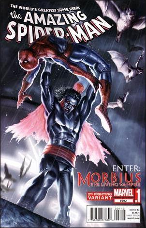 Amazing Spider-Man (1963) 699.1-B by Marvel