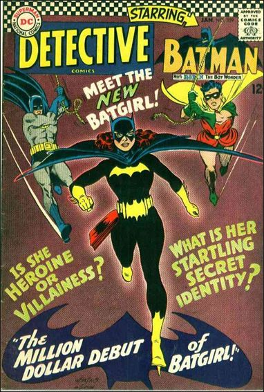 Detective Comics (1937) 359-A by DC