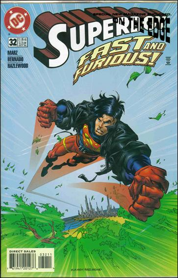 Superboy (1994) 32-A by DC