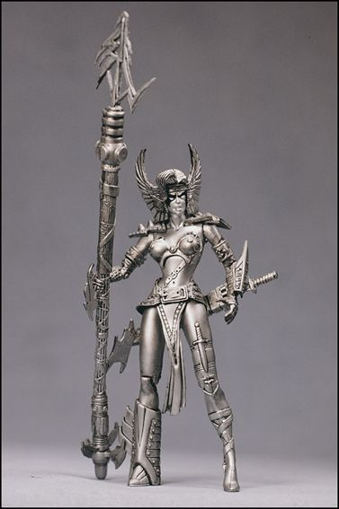 Spawn (Series  2) Angela (Pewter Edition) by Todd Toys