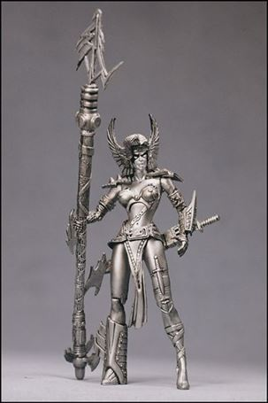 Spawn (Series  2) Angela (Pewter Edition)