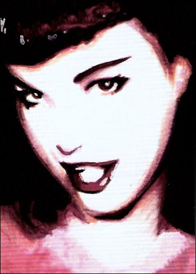 Bettie Page Private Collection (Promo) BP29-A by Versicolor Productions