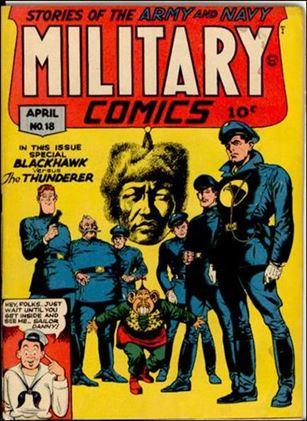 Military Comics 18-A