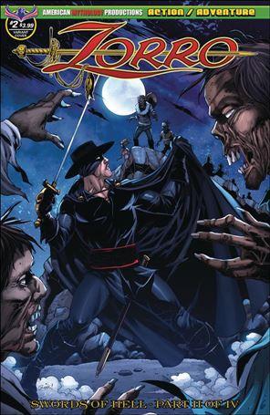 Zorro: Swords of Hell 2-B