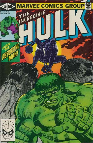 Incredible Hulk (1968) 261-A by Marvel