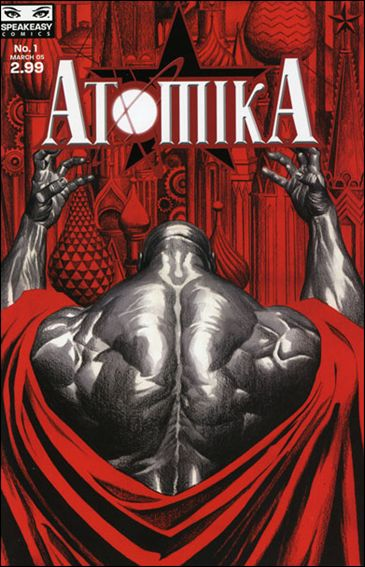 Atomika 1-A by Mercury Comics