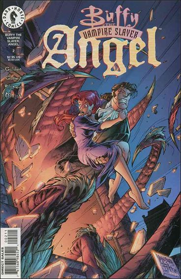 Buffy the Vampire Slayer: Angel 2-A by Dark Horse