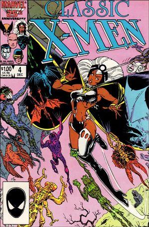 Classic X-Men 4-A