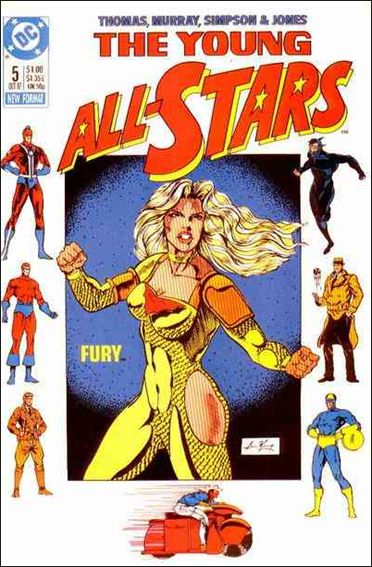 Young All-Stars 5-A by DC
