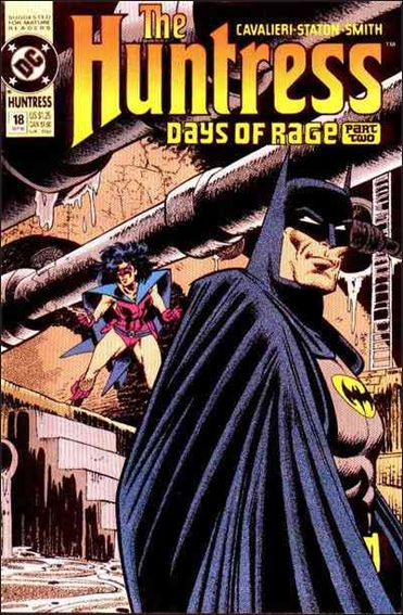 Huntress (1989) 18-A by DC