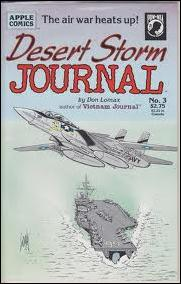 Desert Storm Journal 3-A by Apple