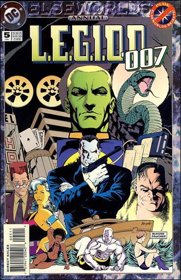 L.E.G.I.O.N. Annual 5-A by DC