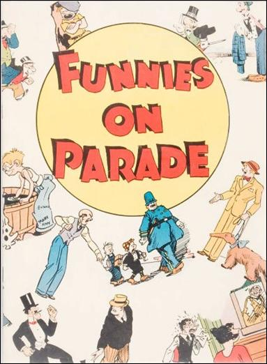 Funnies on Parade nn-A by Eastern Color