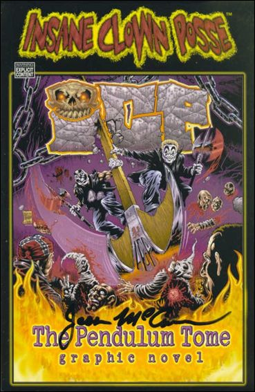 Insane Clown Posse: The Pendulum Tome 1-A by Chaos! Comics