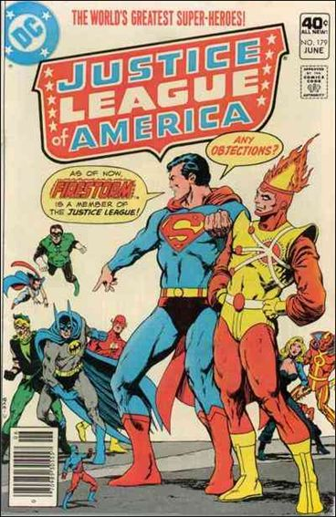 Justice League of America (1960) 179-A by DC