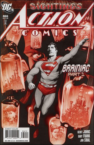 Action Comics (1938) 866-B by DC