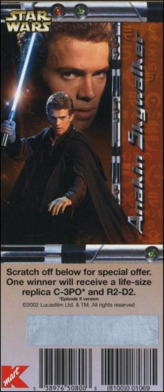 Star Wars: Episode II Attack of the Clones K-Mart Instant Win Scratch Offs (Promo) nn1-A by Lucasfilm Ltd.