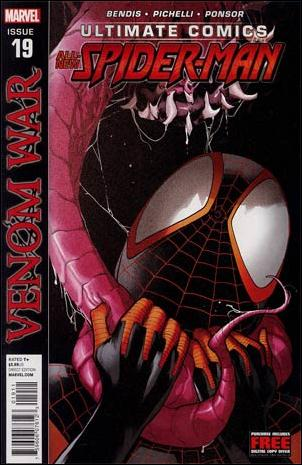 Ultimate Comics Spider-Man 19-A by Marvel