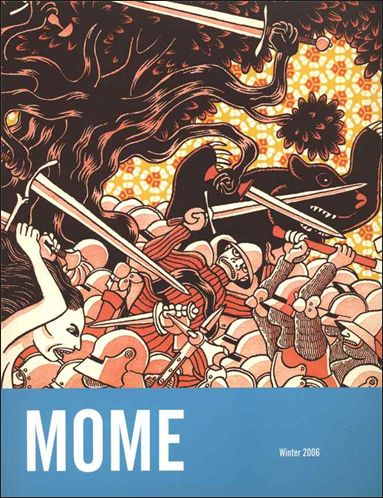 Mome 3-A by Fantagraphics