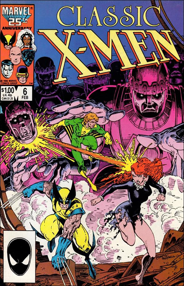 Classic X-Men 6-A by Marvel